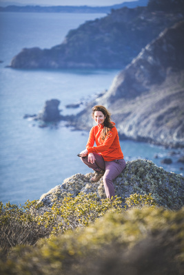 Andrea Crow - Marin Headlands Branding - eyeCatchLight - Santa C